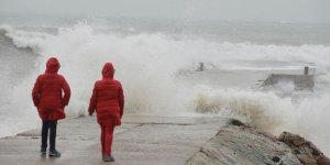 Meteorolojiden Marmara için fırtına uyarısı!