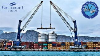 """Port Akdeniz """"İşçi Sağlığı ve İş Güvenliği"""" projesini başlatıyor"""