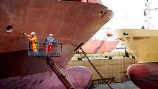 Gemiler için bor katkılı çevre dostu boya üretildi
