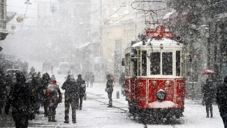 Soğuk hava ve yoğun kar yağışlarına dikkat!