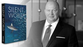 Silent World Mustafa V. Koç (Sessiz Dünya) kitabı yayınlandı