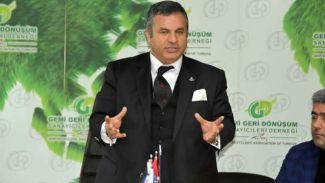 Eski GEMİSANDER başkanı Adem Şimşek'ten teşekkür mesajı