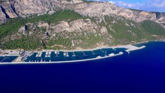 Dalaman yat limanı projesine iptal kararı verildi