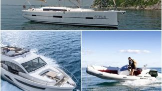 Luxury Yachts and Sailboats