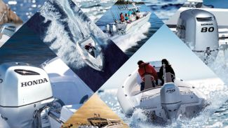 "Anadolu Motor ""Honda Marine"" ile BoatShow'da"