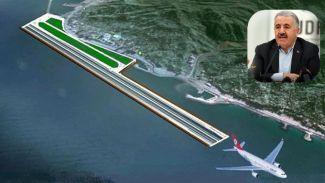 Denize ikinci havalimanının temeli Nisan`da atılıyor