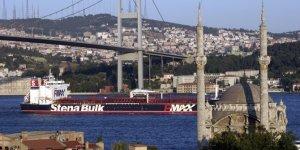 Türk boğazlarından geçen gemi sayısı azalırken tonajlar arttı