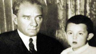 Prof. Dr. Teoman Özalp, Atatürk ile anılarını Vira Dergisi'ne anlatmıştı
