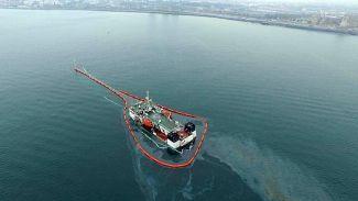 M/V Bereket gemisi deniz kirliliğine neden oldu