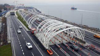 Avrasya Tüneli'nde geçiş ücretleri online ödenebilecek