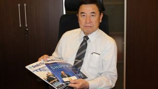 We have discussed ClassNK with Turkey Country Manager Akihiko Uotani