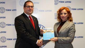 Yrd. Doç. Dr. İnanç Işıl Yıldırım'dan Türk Loydu'na teşekkür ziyareti