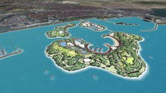İstanbul Büyükşehir Belediyesi Pendik'e 3 ada yapacak