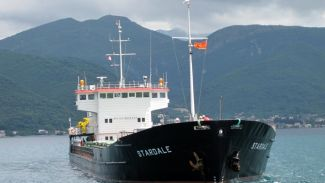 M/V Stardale gemisi Körfez için tehlike arz ediyor