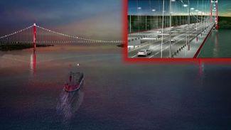 Arslan: Dünyanın en uzun asma köprüsü olacak