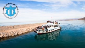 Van'daki deniz taşımacılığına DTO'dan destek