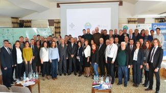 """""""Çanakkale Deniz Aşıkları"""" projesi paydaşlar toplantısı yapıldı"""