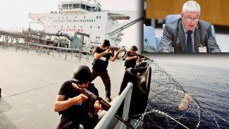 """Trelawayn """"Deniz Güvenliğinde Önlem Stratejileri""""ne dikkat çekti"""