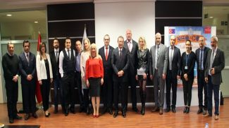 NEO-COL projesinin açılış toplantısı yapıldı
