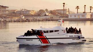 Ege Denizi'nde bir haftada 135 göçmen yakalandı