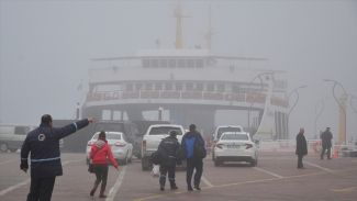 İstanbul ve Çanakkale Boğazı deniz trafiğine kapatıldı