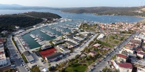 Teos Marina'da 'Yat ve Yelken Kulübü' kuruldu