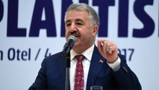 """""""Türkiye, dünya taşımacılığında daha fazla pay almalı"""""""