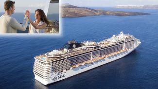 Sıradışı bir düğün düşünün, gemide evlenmeye ne dersiniz?