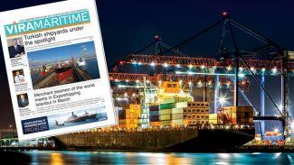 VIRAMARITIME Gazetesi Europort Turkey Fuarı'nda!