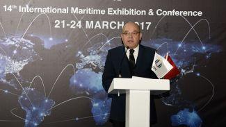 """Sert: """"Denizcilik sektörümüz krize rağmen büyümeye devam ediyor"""""""