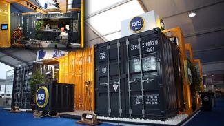 AVS Global Ship Supply, Exposhipping'te dünya denizcileri ile buluştu