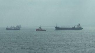M/V Deniz isimli genel kargo gemisi Marmara Denizi'nde arıza yaptı