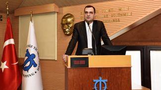 """İMEAK DTO'da """"MRV Kuralları"""" semineri düzenlendi"""