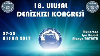 18. Ulusal Denizkızı Kongresi için geri sayım sürüyor