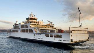 İDO'ya ait M/F Sultanahmet Europort Turkey VIP misafirlerini ağırlayacak