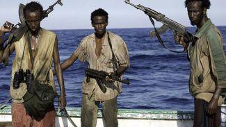 Korsanlar gemiye saldırdı