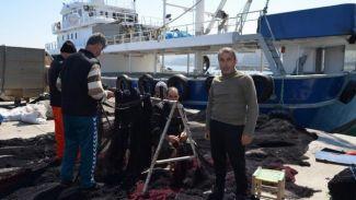 Trabzonlu balıkçıların yeni rotası Moritanya oldu