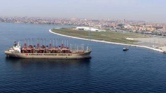 KPS DOGAN BEY'den İstanbul elektriğine denizden destek