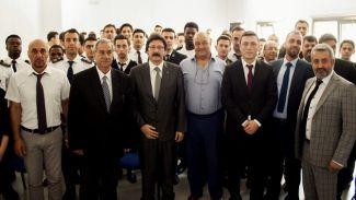 KOSDER, Girne Üniversitesi öğrencileri ile buluştu