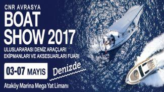 Denizcilik sektöründe dev buluşma gerçekleşiyor
