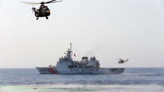 Anadolu Yıldızı-2017 tatbikatı Ege Denizi'nde yapıldı