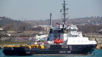 Rusya, batan gemisi için filo gönderdi