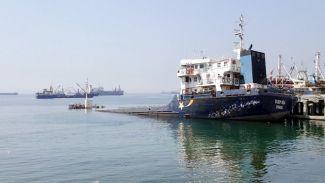 Kartal sahilinde bağlı M/V Yakup Ağa gemisi battı