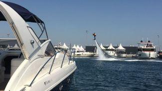 CNR Avrasya Boat Show'a yoğun ilgi var