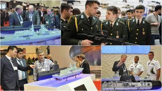 Uluslararası Savunma Sanayii Fuarı yarın başlıyor
