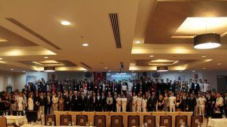 """""""18. Ulusal Denizkızı Kongresi"""" Alanya'da yapıldı"""