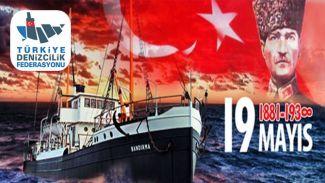 TÜRDEF, 19 Mayıs'a özel kutlama mesajı yayınladı