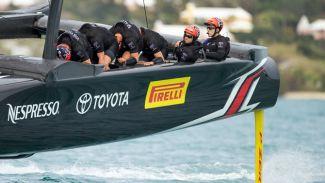 Pirelli, Emirates Yeni Zellanda Yelken Takımı'na sponsor oldu