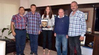 Yüzmede Türkiye ikinciliği Marmaris'ten