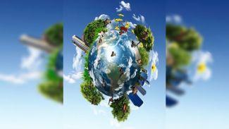 Dünya için, su için, denizler için, oksijen için harekete geç!